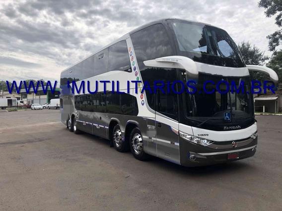 Paradiso Double Deck G7 Ano 2012 Volvo B450 R Jm Cod 1104
