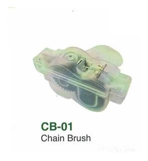 Herramienta Limpia Cadenas Con Reservorio Cb-01 Sbk Brush