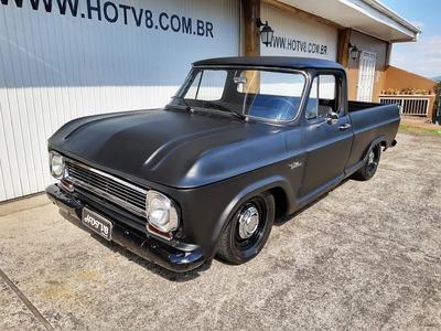 Hotv8 Vende Chevrolet C-10 C-14 1968 6cil Quatro Marchas Hot