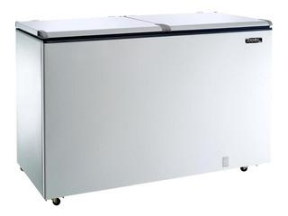 Freezer Esmaltec Efh-500 Horiz 437l Br