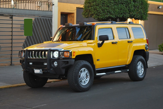 Hummer H3 Adventure 5 Cilindros Impecable
