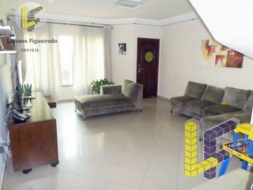 Venda Sobrado Santo Andre Parque Das Nacoes Ref: 12755 - 12755