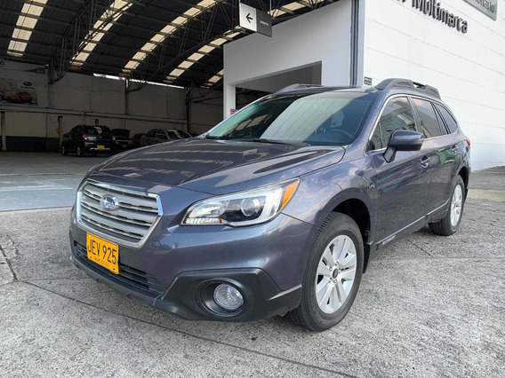 Subaru Outback 3.6 Limited 4x4 At Mod 2017