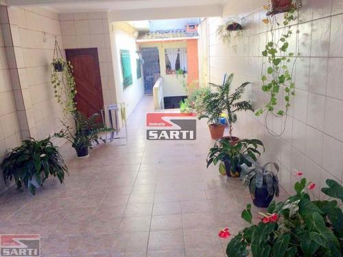 Imagem 1 de 15 de Casa Térrea,  Espaçosa, Com Espaço Para Lazer - St16254