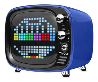 Parlante Divoom Tivoo Bluetooth Led 6 Watts