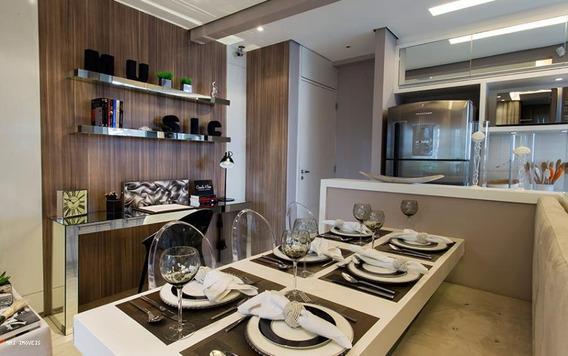 Apartamento Para Venda Em São Paulo, Tatuapé, 2 Dormitórios, 1 Suíte, 2 Banheiros, 1 Vaga - Passosgar_1-1073447