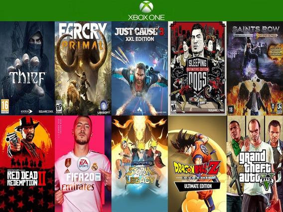 Pacote 3 Jogos Xbox One Mídia Digital ***promoção***