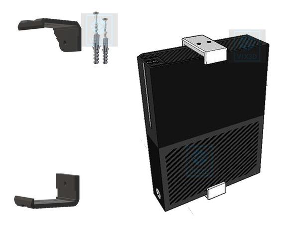 Suporte Apoio Parede Vertical Para Xbox One E Xbox One S