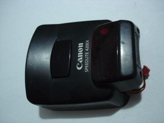 Gabinete Flash Canon 420 Ex Usado