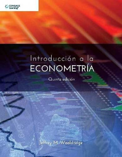 Introduccion A La Econometria Wooldridge Cengage Oficial
