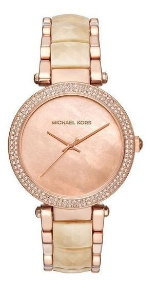 Relógio Michael Kors Feminino Parker - Mk6492/5xn