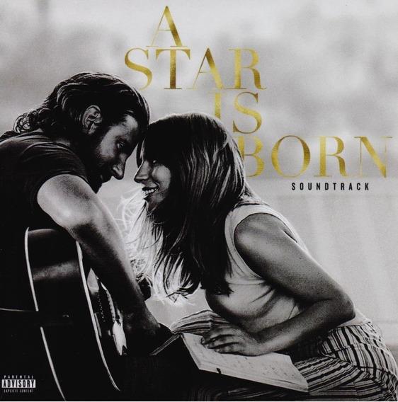Lady Gaga A Star Is Born Soundtrack Pelicula Cd