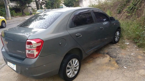 Chevrolet Cobalt 1.4 Lt 4p 2012 + Kit Gas