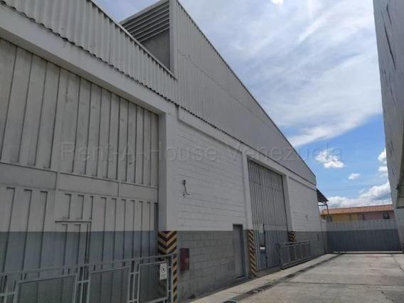 Galpon En Alquiler Centro Barquisimeto 20-8299 J&m