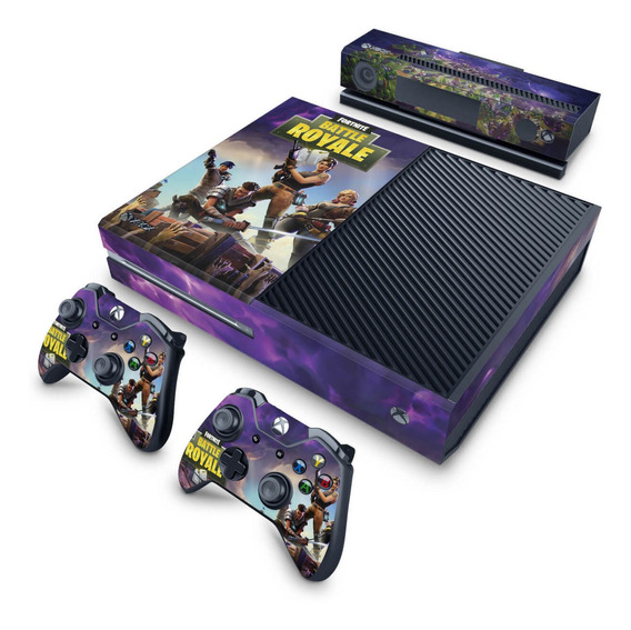 Skin Xbox One Fat Adesivo Fortnite Battle Royale
