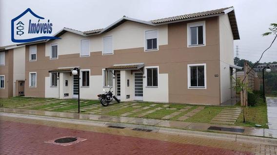 Sobrado Com 2 Dormitórios À Venda, 53 M² Por R$ 315.000 - Jardim Nova Cidade - Guarulhos/sp - So0147