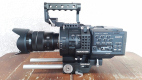 Sony Fs700 Com Upgrade Para 4k S-log2 Raw 60p