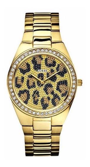 *** Baixou *** Relógio Feminino Guess Original - Oncinha