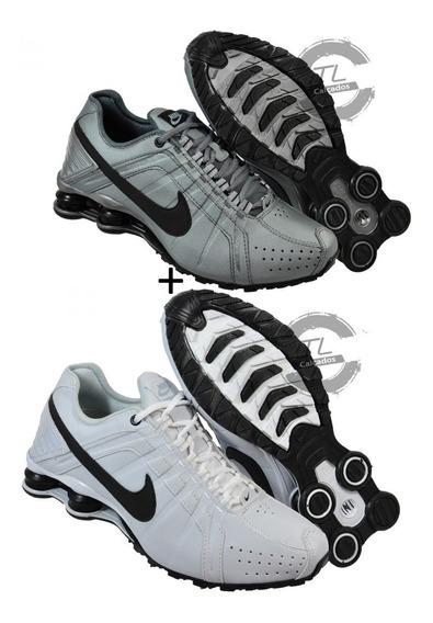 Tênis Nike Sxhox Junior Masculino Bf Promoção Kit 2 Pares