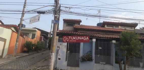 Casa 4 Dorm + Home Office À Venda, 126 M² Por R$ 680.000,00 - Vila Rosália - Guarulhos/sp - Ca0615