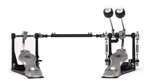 Pedal De Bumbo Duplo Com Direct Drive Gibraltar 6711dd-db