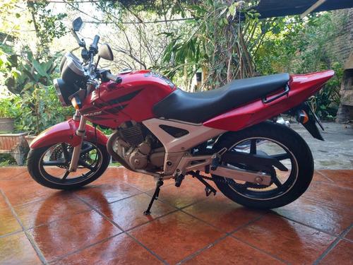 Honda Twister Cbx250 2013 Al Dia! Como Nueva! 39000 Km