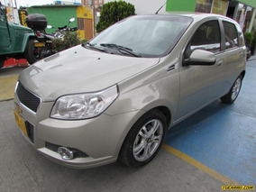 Chevrolet Aveo Emotion Gt Mt 1600 Cc 5p Aa 2ab Abs
