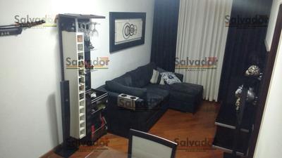 Apartamento Para Venda, 2 Dormitórios, Jardim Celeste - São Paulo - 7657