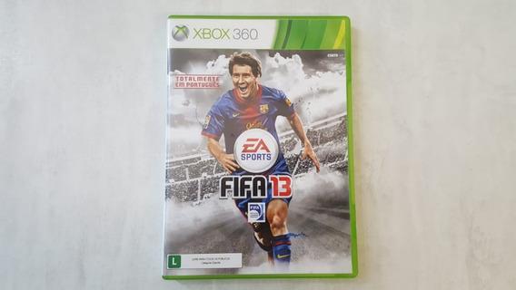 Fifa 13 - Xbox 360 - Original - Português