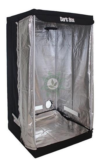 Estufa Dark Box Cultivo Grow Indoor 100x100x180 Led Refletor