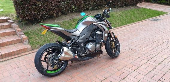 Kawasaki Z1000 Modelo 2014