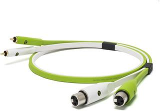 Cable Audio Xlr Hembra A Rca Macho Oxygen Free