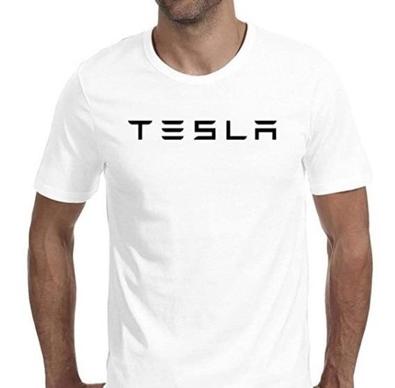 Remera Tesla Talle M