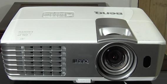 Projetor Benq W1080st 1080p 3d Home Theater