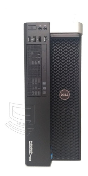 Workstation Dell T5810 Xeon 16gb 2 Hd 500 Pl Video 4gb Win7