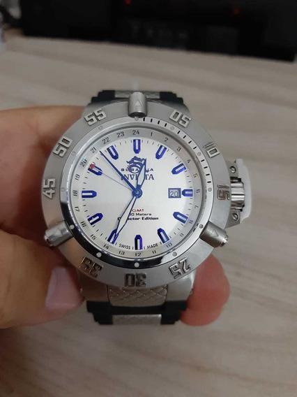 Relógio Invicta Subaqua Noma Iii Gmt 13920 Original