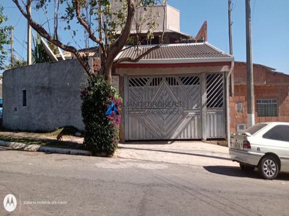 Duas Casas No Residencial Jundiaí - Ca02040 - 68226325