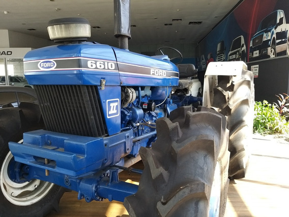 Tractor Agrícola Ford 6610 Fuerza 2, 4x4