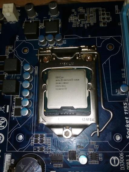 Processador Intel® G2020, 2.90ghz, 1155 + Cooler Original