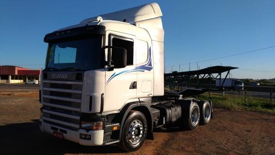Scania R420 124 6x2