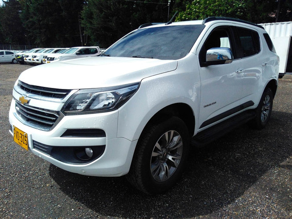 Chevrolet Trail Blazer Ltz 2.8 Diesel At - Fvo315