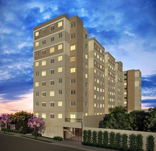 Apartamento Residencial Para Venda, Cambuci, São Paulo - Ap8456. - Ap8456-inc
