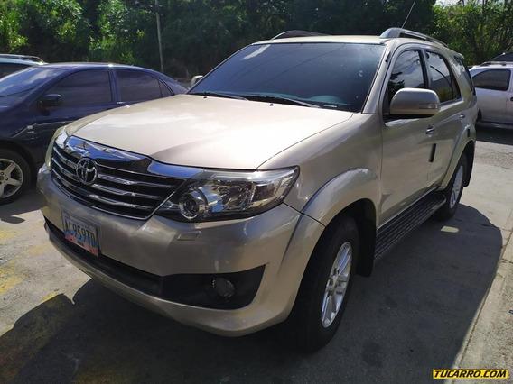 Toyota Fortuner Sportwagon