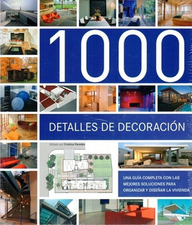 1000 Detalles De Decoración - Td, Cristina Paredes, Ilus