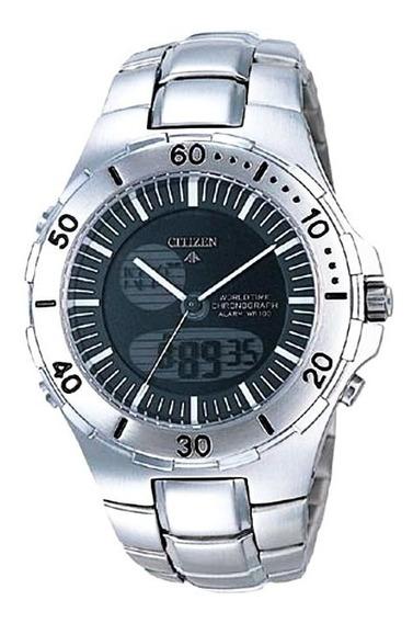 Relógio Citizen Ju0041-51e Novo 5313