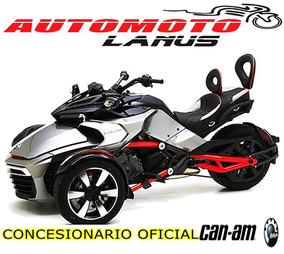 Can Am Spyder F3 S 0km 2017 Automoto Lanus