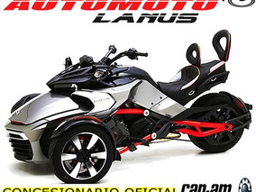 Can Am Spyder F3 S 0km 2017 Automoto Lanus