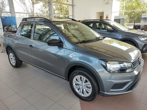 Volkswagen Saveiro Cabina Doble 0km Cuotas Fijas Tasa 0% M-