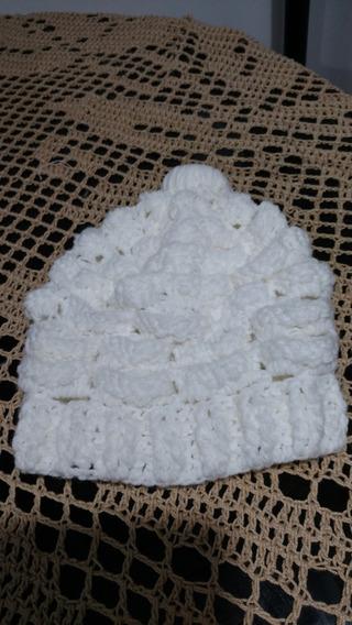 Gorro Tejido A Crochet Artesanal