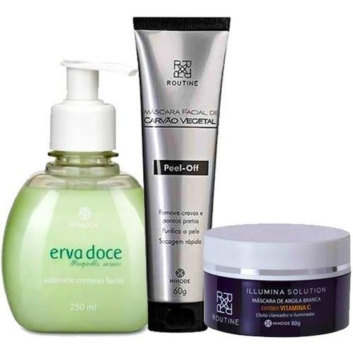Tratamiento Y Limpieza Facial Hinode Hnd - g a $131